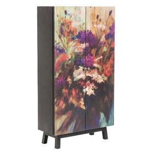 Kare-Design Hochzeitsschrank multicolor schwarz  Fleur
