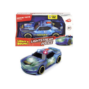 Simba Polizeiauto  203763001  Blau