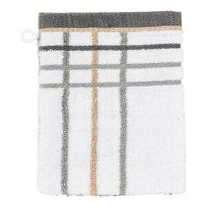 Waschhandschuh mit Streifendesign, 16x21cm, 2er-Pack
