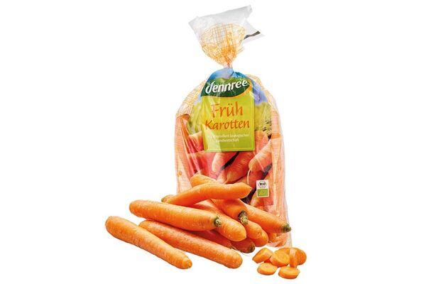 Frühkarotten