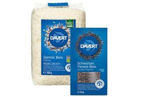 Reis, verschiedene Sorten
