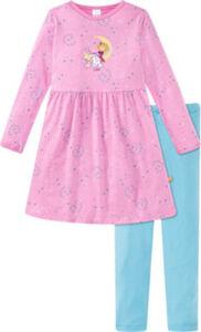 Schiesser Single-Jersey Kinder-Schlafanzug  Sterne langarm#lange Hose 98