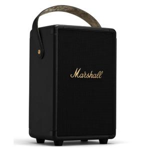 Marshall Tufton Tragbarer Bluetooth Lautsprecher black & brass