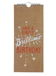 HEMA Geburtstagskalender