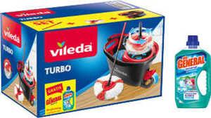 VILEDA Komplett-Set »Turbo«