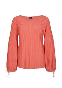 Damen Pullover mit Strukturierung