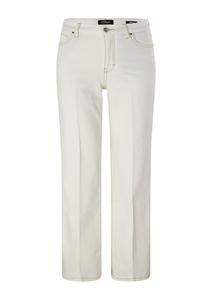 Damen Regular Fit: Wide leg-Jeans