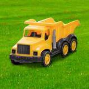 XXL Baustellenfahrzeug
