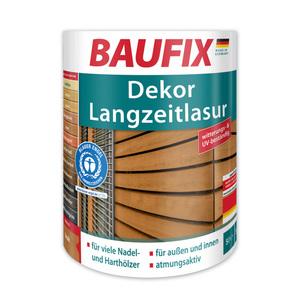 Baufix Dekor-Langzeitlasur 5 Liter