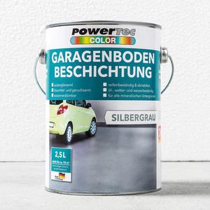 Powertec Color Garagenbodenbeschichtung 2,5 Liter
