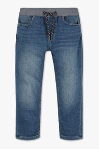 C&A Jeans-Bio-Baumwolle, Blau, Größe: 92