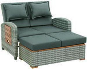 Multifunktions-Rattan-Sofa »Bahia Tobago«