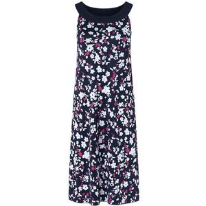 Damen Wendekleid mit floralem Muster