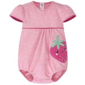Baby Spieler mit Erdbeer-Motiv