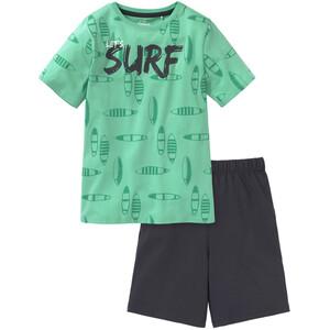 Jungen Shorty mit Surf-Motiven