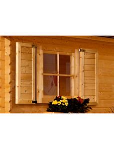 Fenster für Gartenhäuser
