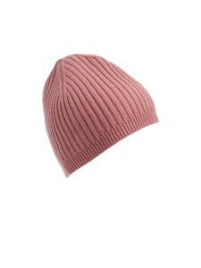 Mütze aus 100% PREMIUM Kaschmir Peter Hahn Cashmere rosé
