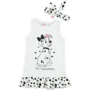 101 Dalmatiërs Baby-Kleid mit Haarband
