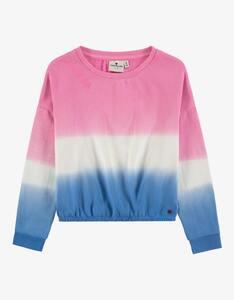 Girls Shirt im Batik-Look