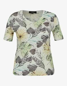 Bexleys woman - T-Shirt mit floralem Druck