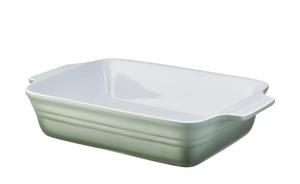 KHG Auflaufform - grün - Steinzeug/Steingut - 19,5 cm - 6,5 cm - Küchenzubehör & Helfer