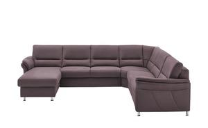 meinSofa Elementgruppe  Donald - lila/violett - 89 cm - Polstermöbel