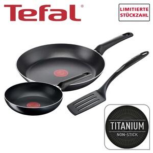 """Pfannen-Set """"Simple Cook"""" • 2-teilig • ca. 20 und 28 cm Ø • das THERMO-SIGNAL® zeigt die optimale Starttemperatur"""