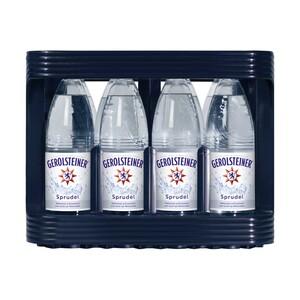 Gerolsteiner Sprudel, Medium oder Naturell 12 x 1 Liter, jeder Kasten (+ 3,30 Pfand)