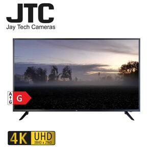 """S55U55349J • 3 x HDMI, 2 x USB, CI+  • integr. Kabel-, Sat- und DVB-T2-Receiver • Maße: H 72,2 x B 124,4 x T 7,9 cm  • Energie-Effizienz G (Spektrum A bis G) Bildschirmdiagonale: 55""""/"""