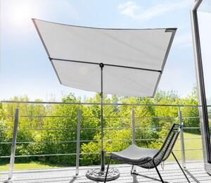 Solax Sunshine Sicht- und Sonnenblende, Grau