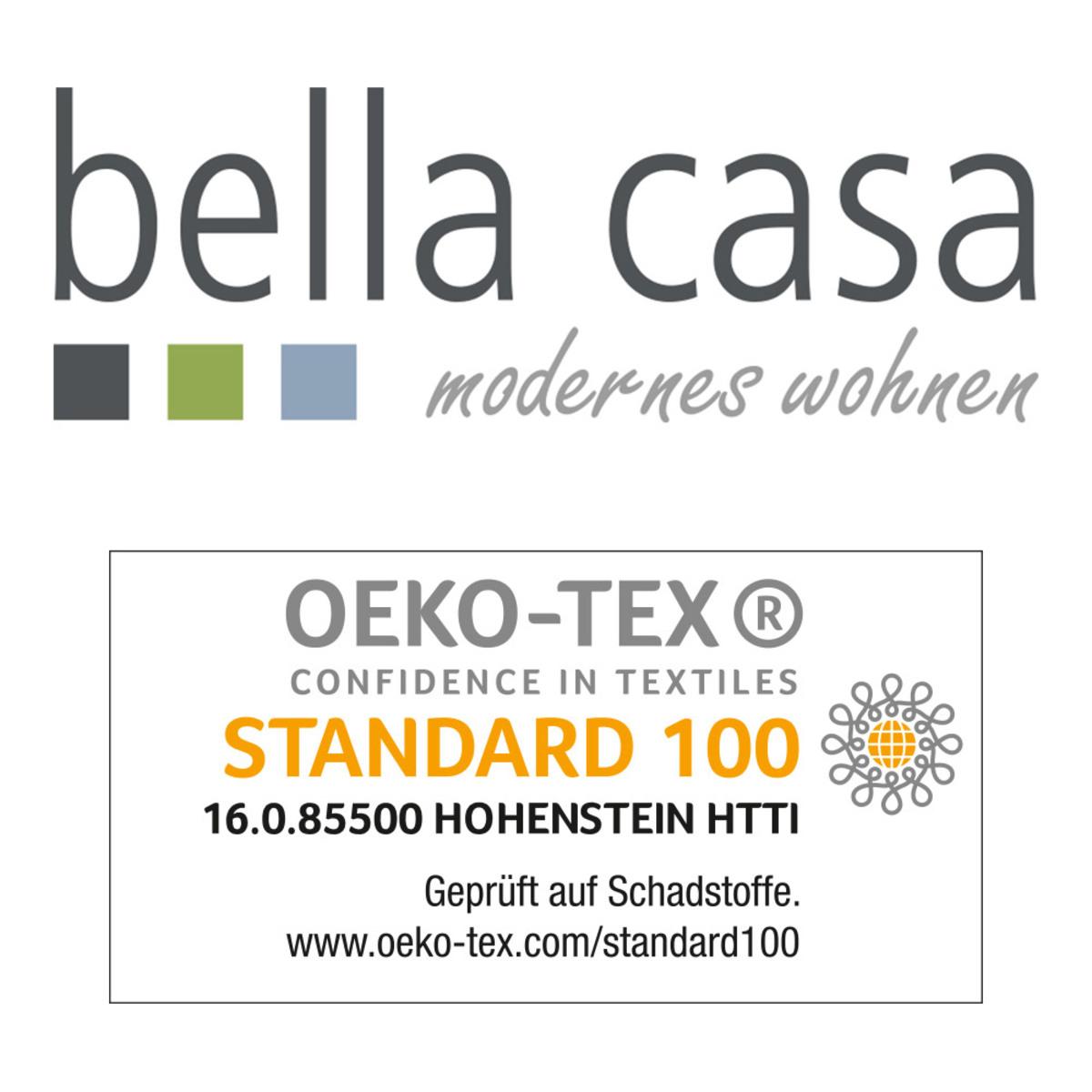 Bild 2 von Bella Casa Bogen-Gardine - Tulpen