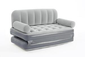 Bestway® Luftsofa mit integrierter Elektropumpe 188 x 152 x 64 cm