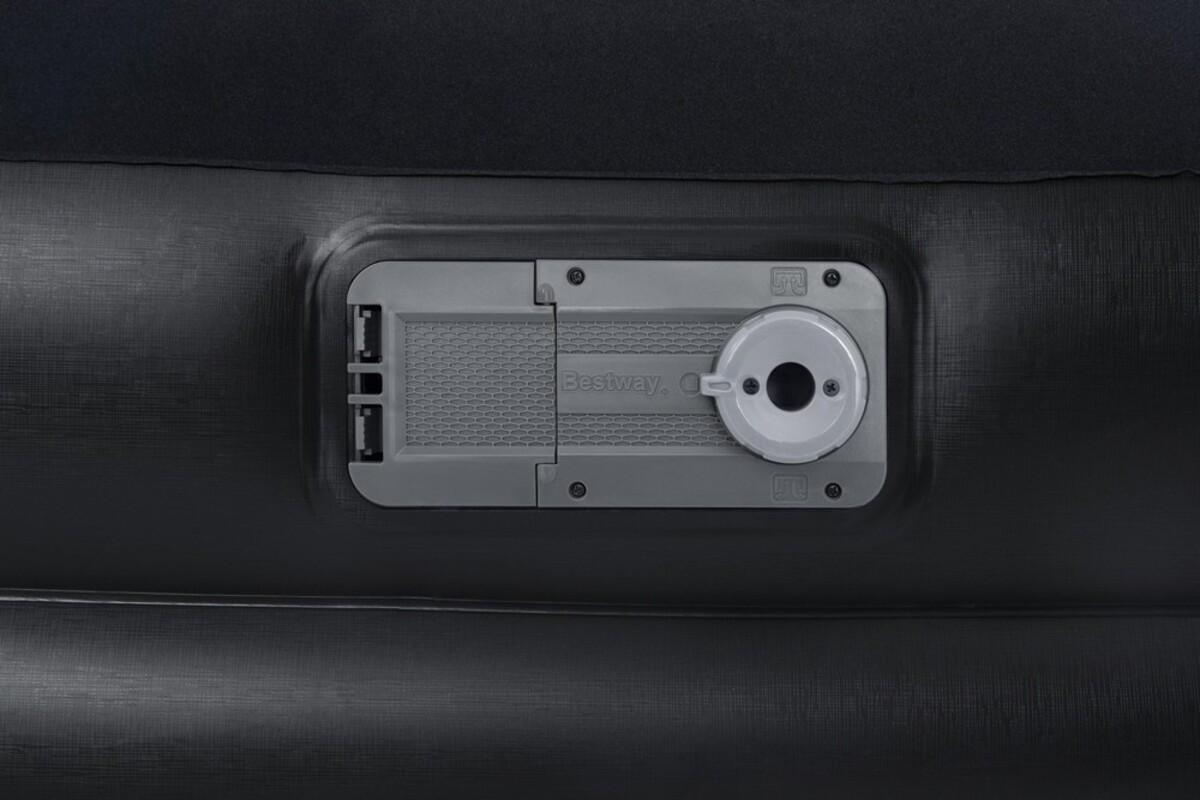 """Bild 4 von Bestway® Tritech™ Luftbett """"Aeroluxe"""" mit integrierte Elektropumpe"""
