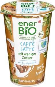 enerBiO CaffèLatte zuckerreduziert 230ml