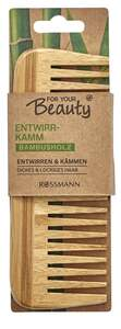 FOR YOUR Beauty Entwirrkamm Bambus