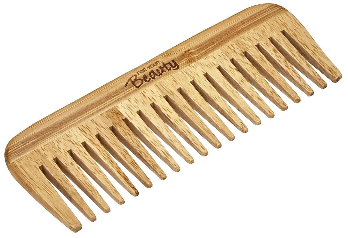 Bild 2 von FOR YOUR Beauty Entwirrkamm Bambus