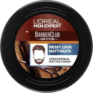 L'Oréal Paris men expert Barber Messy Hair Haarpaste, 75ml