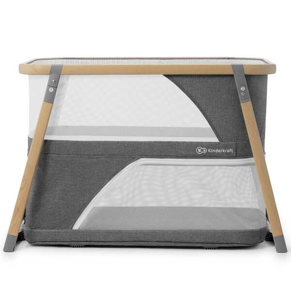 Kinderkraft SOFI 4in1-Reisebett grey