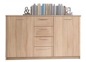Sideboard Sonoma-Eiche Nachbildung 147 cm