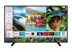 Luxor LED-Fernseher 65 Zoll DL65U550T1CW 4K-UHD