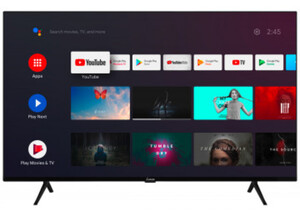 Luxor LED-Fernseher 55 Zoll DL55U660T2CW 4K-UHD Android-TV