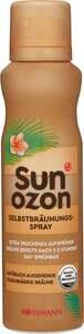 Sunozon Selbstbräunungsspray