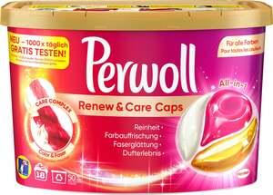 Perwoll Renew & Care Caps Color Spezialwaschmittel 18 WL