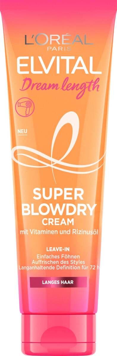 Bild 1 von L'Oréal Paris Elvital Dream Length Super Blowdry Cream