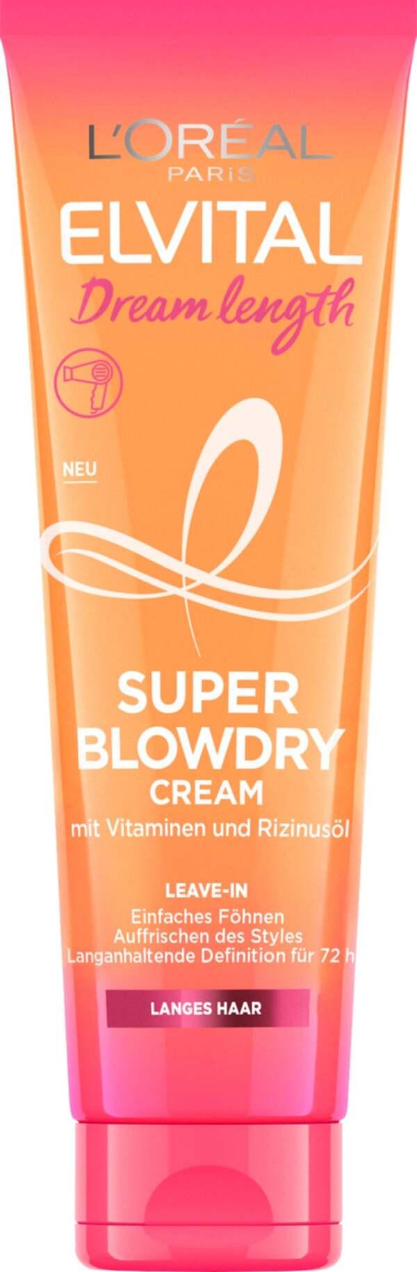 L'Oréal Paris Elvital Dream Length Super Blowdry Cream
