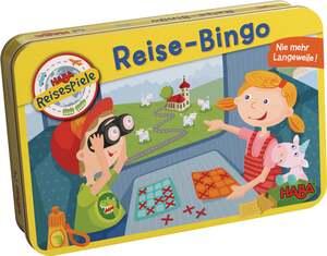 IDEENWELT Haba Reise-Bingo