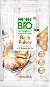 enerBiO Backpulver