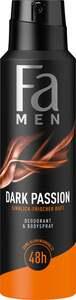 Fa Men Deodorant & Bodyspray Dark Passion