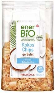 enerBiO Kokos Chips geröstet