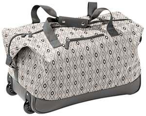 IDEENWELT Reisetasche mit Trolleyfunktion